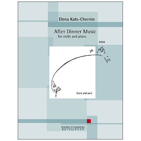 Kats-Chernin, E.: After Dinner Music (2004)