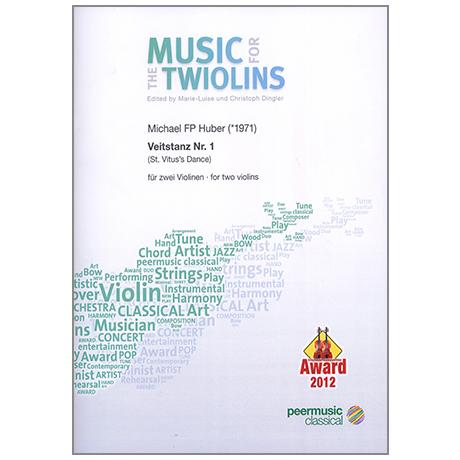 The Twiolins: Huber, M.: Veitstanz Nr.1