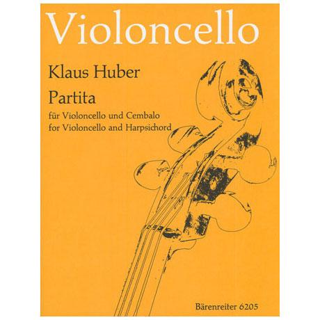 Huber, K.: Partita (1954)