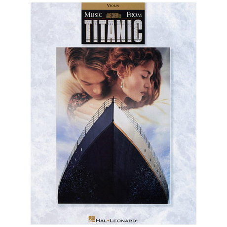Horner, J.: Music from Titanic – Violine