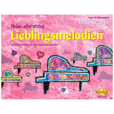 Terzibaschitsch, A.: Meine allerersten Lieblingsmelodien