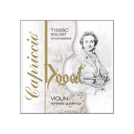 DOGAL Capriccio Soliste violin strings SET