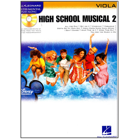 High School Musical 2 (+CD)