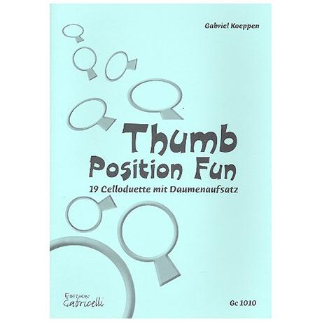 Koeppen, G.: Thumb position fun