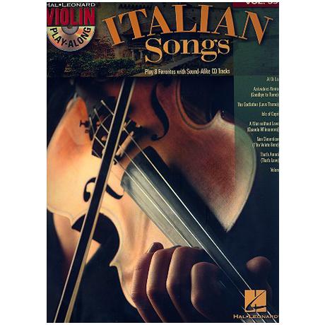 Italian Songs (+CD)