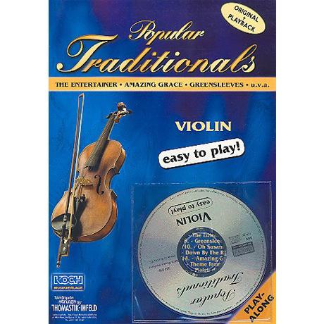Popular Traditionals (+CD)