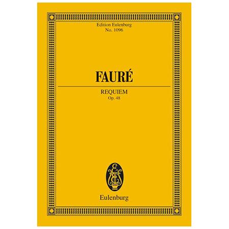 Fauré, G.: Requiem Op. 48