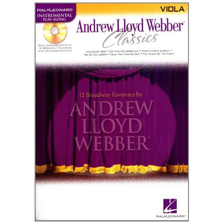 Andrew Lloyd Webber Classics (+CD)