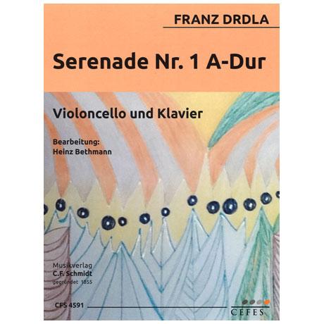 Drdla, F.: Serenade Nr. 1 A-Dur