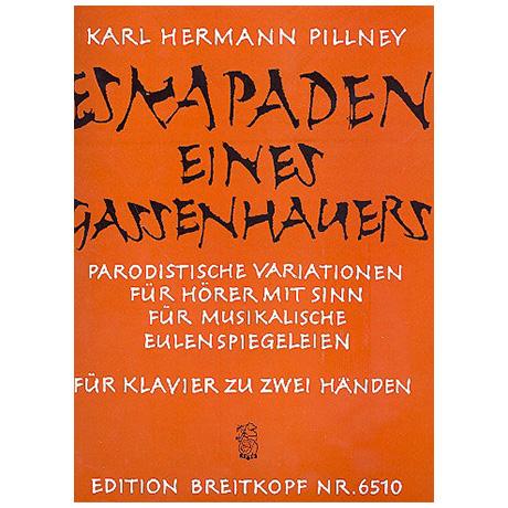Pillney, K. H.: Eskapaden eines Gassenhauers