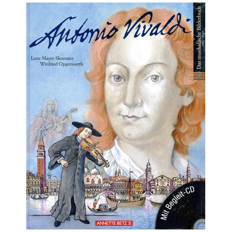 Antonio Vivaldi (+CD)