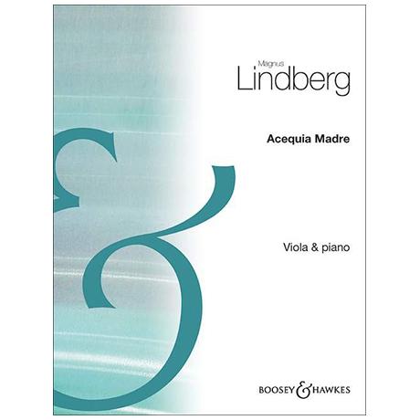 Lindberg, M.: Acequia Madre