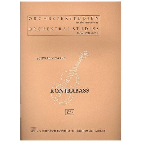 Schwabe / Starke, A.: Orchesterstudien Band 5 - Wagner (Tristan, Parsifal, Tannhäuser, Meistersinger)