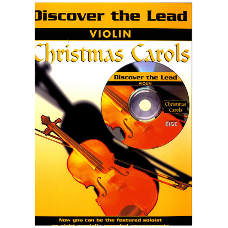 Discover The Lead – Christmas Carols (+CD)