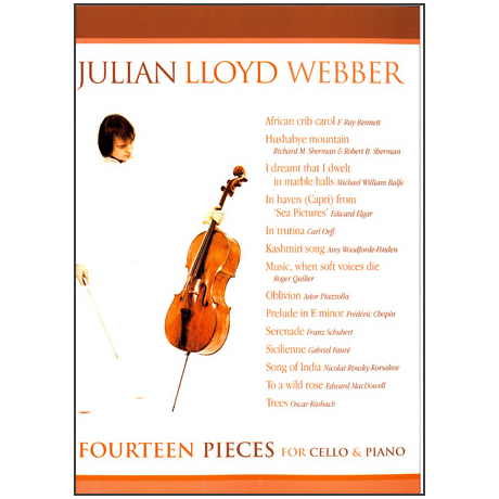 Webber, A. L.: 14 Pieces