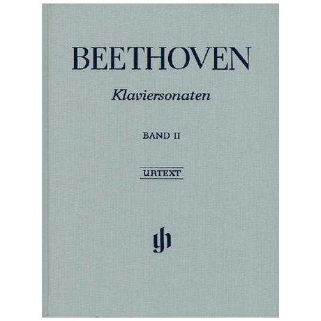 Beethoven, L. v.: Klaviersonaten Band II