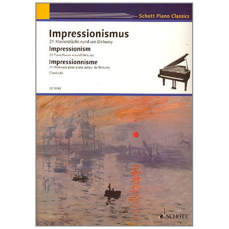 Schott Piano Classics - Impressionismus