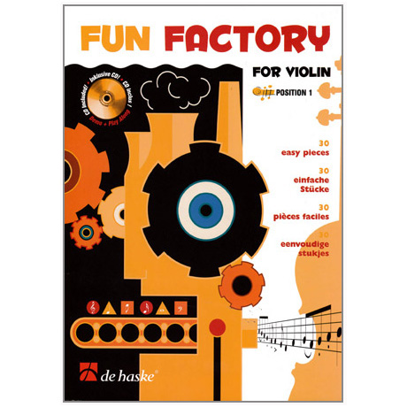 Fun Factory (+CD)