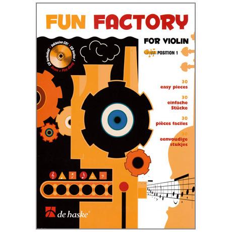 Fun Factory (+CD)