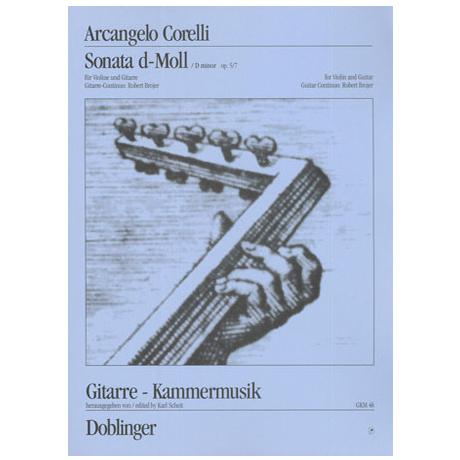 Corelli, A.: Sonate d-moll Op. 5 Nr. 7