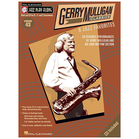 Gerry Mulligan Classics (+CD)