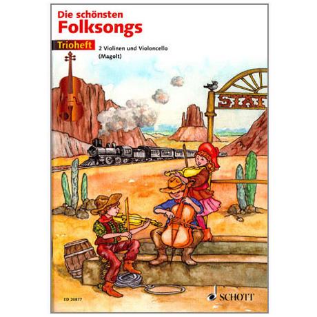 Magolt, M. u. H.: Die schönsten Folksongs