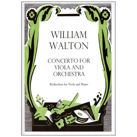 Walton, W. T.: Violakonzert