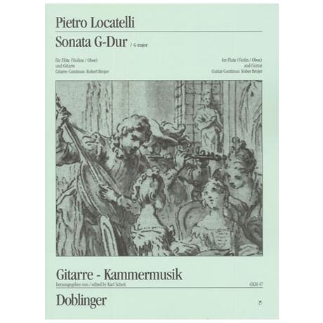 Locatelli, P.: Sonata G-Dur