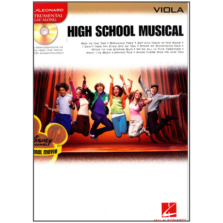 High School Musical 1 (+CD)