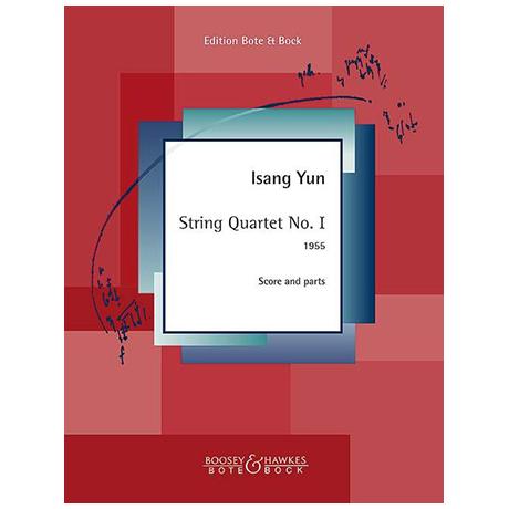 Yun, I.: Streichquartett Nr. 1 (1955)
