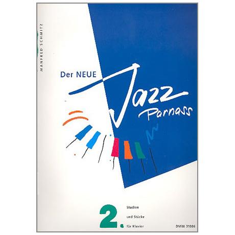 Schmitz, M.: Der neue Jazz Parnass. Band 2
