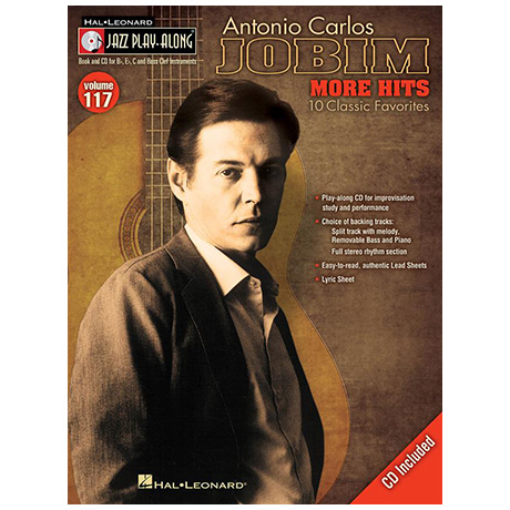 Antonio Carlos Jobim – More Hits (+CD)