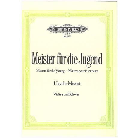 Meister für die Jugend Band 1 – Haydn, J. + Mozart, W. A.