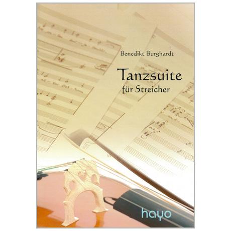 Burghardt, B.: Tanzsuite