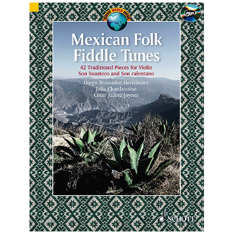Mexican Folk Fiddle Tunes (+MP3-CD)