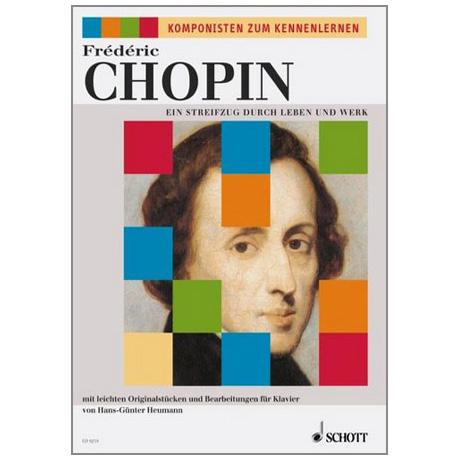 Komponisten zum Kennenlernen – Frédéric Chopin