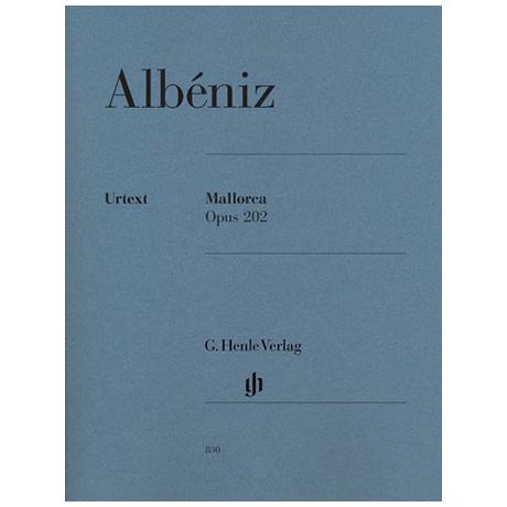 Albéniz, I.: Mallorca Op. 202