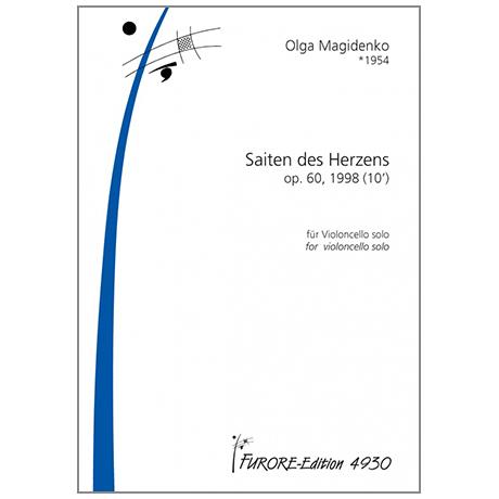 Magidenko, O.: Saiten des Herzens Op. 60