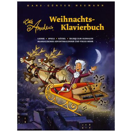 Little Amadeus - Weihnachts-Klavierbuch