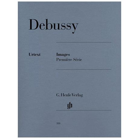 Debussy, C.: Images 1re série