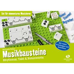 Paller, M.: Musikbausteine – Elementares Musizieren