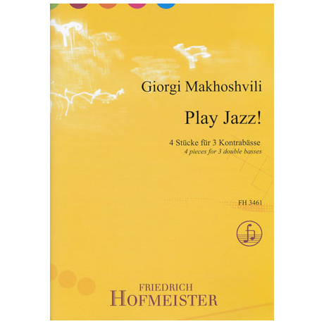 Makhoshvili, G.: Play Jazz!