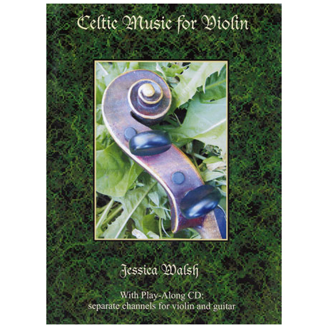 Celtic Music For Violin (+CD)