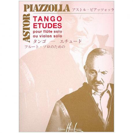 Piazzolla, A.: Tango-Études