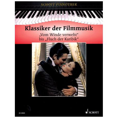 Schott Pianothek: Klassiker der Filmmusik