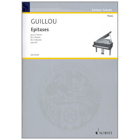 Guillou, J.: Epitases Op. 65