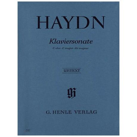 Haydn, J.: Klaviersonate C-Dur Hob. XVI: 35