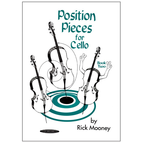 Mooney, R.: Position Pieces Band 2