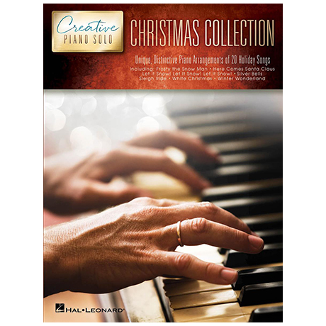 Christmas Collection – Creative Piano Solo