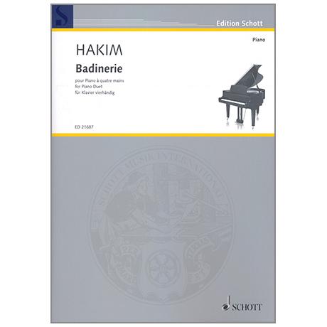 Hakim, N.: Badinerie